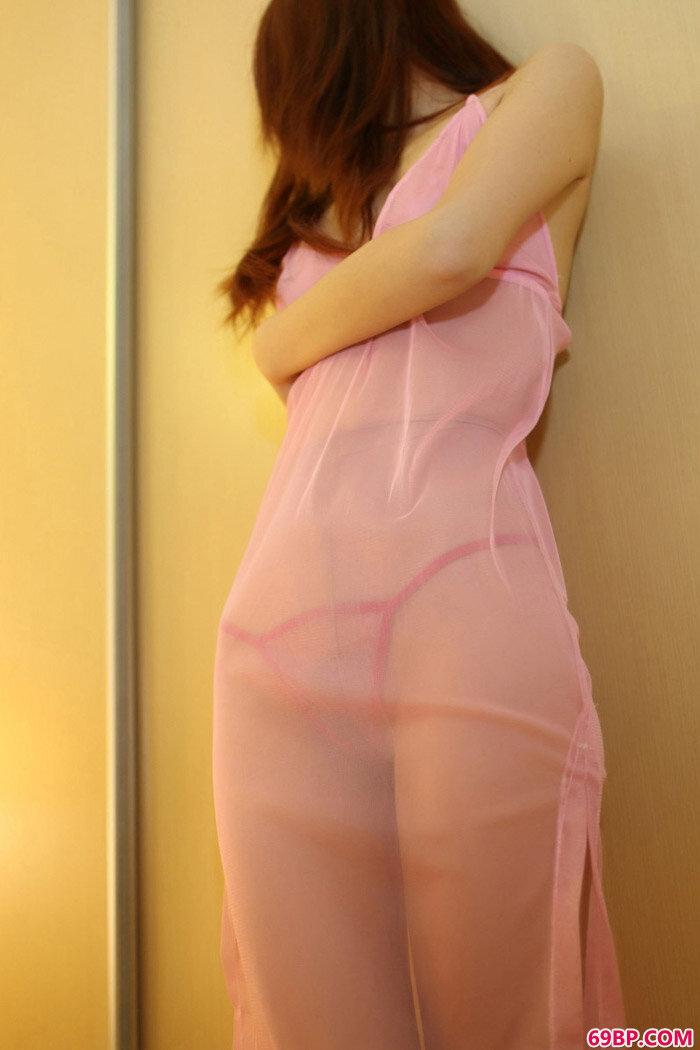 美腿美模Jess透明情趣酒店脱丝露底_tokyo精品图套150p