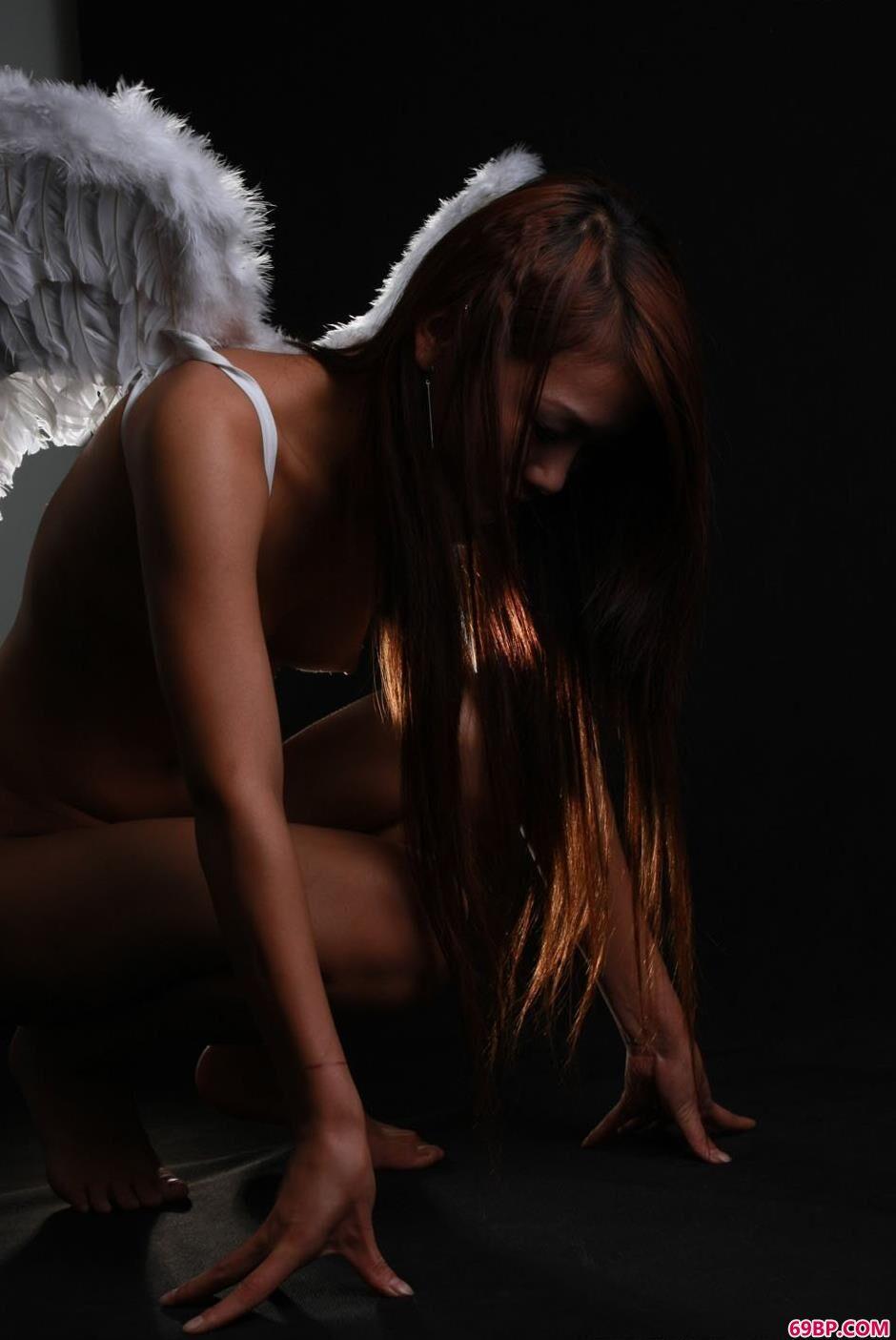 名模天使都一样靓妹小美