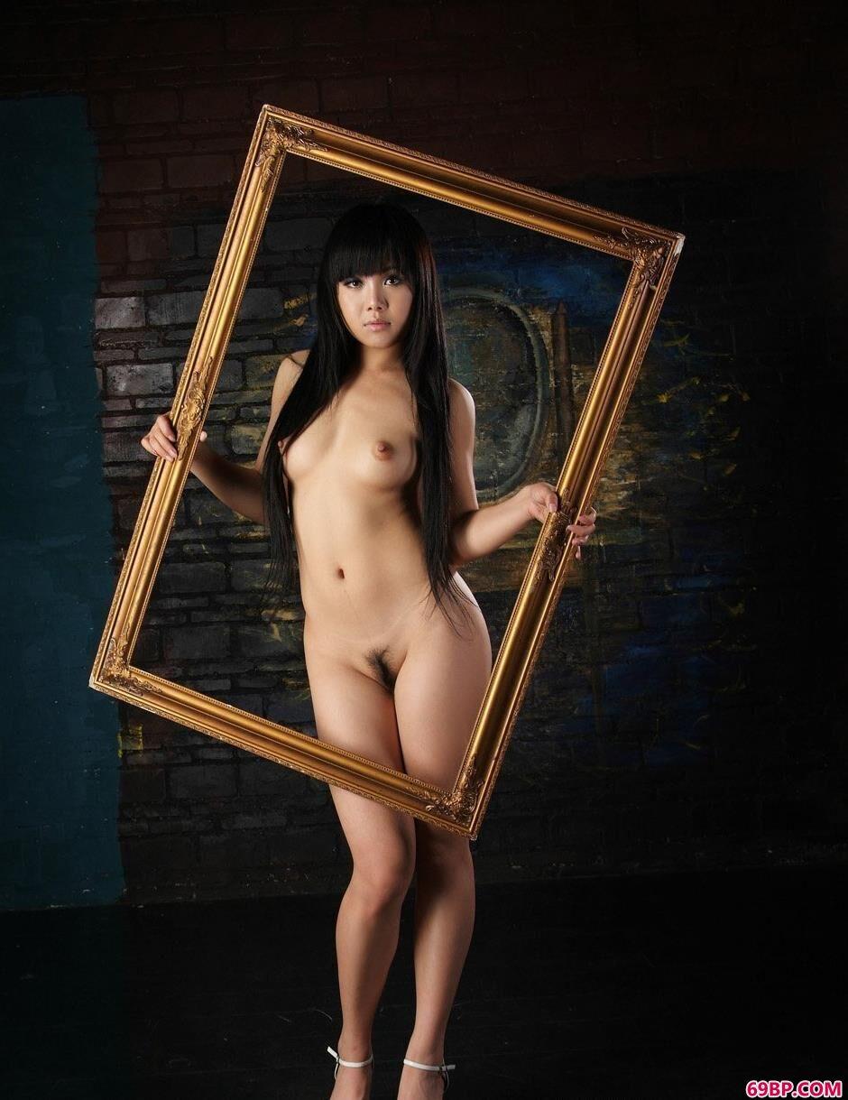 裸模宝儿最近室拍私房照片4