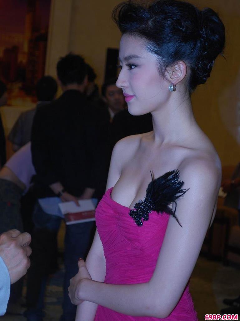 超级迷人妹子刘亦菲