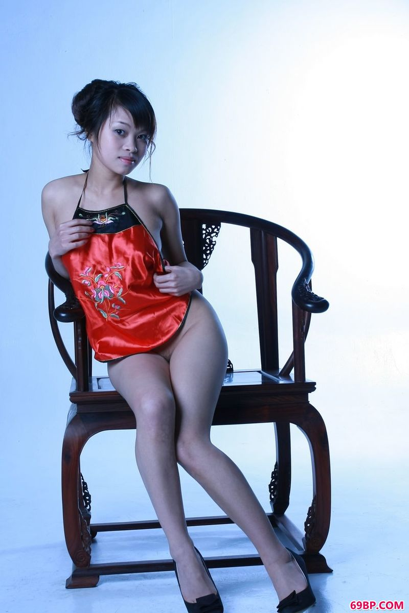 欧美美女人体艺术l_传统中国风女神王佳